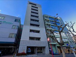 愛知県名古屋市中区古渡町の賃貸マンションの外観