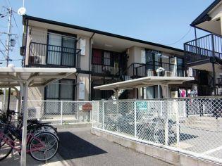 兵庫県西宮市上大市2丁目の賃貸アパートの画像