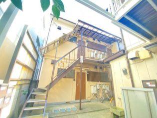 ハイツワタナベ[1階]の外観