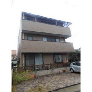 deuxieme SAWADA(ドゥジェームサワダ)[3階]の外観