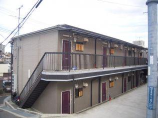 兵庫県神戸市長田区明泉寺町2丁目の賃貸アパート