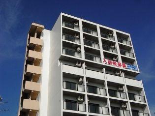 愛知県名古屋市西区枇杷島2丁目の賃貸マンションの外観
