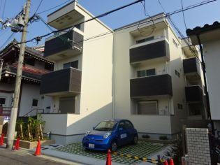 大阪府堺市北区東雲東町2丁の賃貸アパート