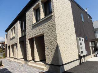 エトワール学文殿B棟[2階]の外観