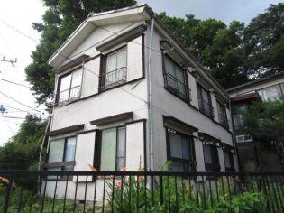東京都調布市若葉町1丁目の賃貸アパート