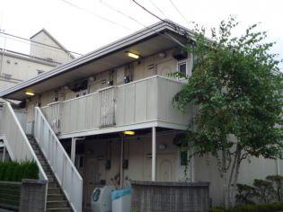 パインハイツ2[2階]の外観