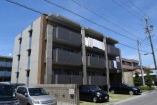 愛知県名古屋市北区西味鋺3丁目の賃貸マンションの外観