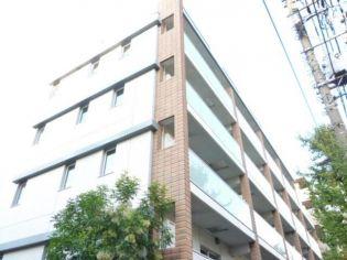 アパートメンツ都立大学[3階]の外観