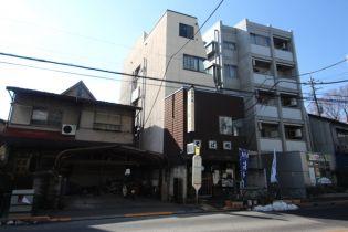 東京都杉並区松庵2丁目の賃貸マンションの外観