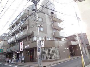東京都杉並区松庵3丁目の賃貸マンション