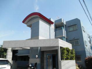 東京都杉並区本天沼3丁目の賃貸マンションの外観