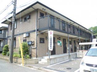 東京都三鷹市新川4丁目の賃貸アパート