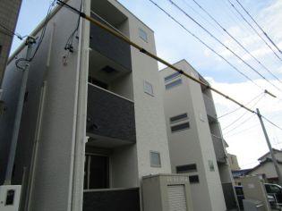 1LDK・矢田 徒歩5分・インターネット対応・フローリングの賃貸