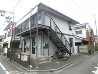 東京都三鷹市深大寺2丁目の賃貸アパート