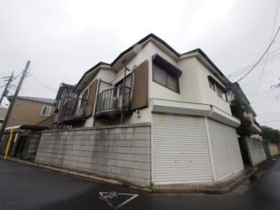 第二上郷荘 2階の賃貸【東京都 / 三鷹市】