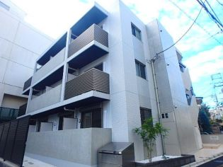 MDM早稲田[3階]の外観