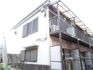 東京都目黒区駒場1丁目の賃貸アパート