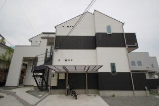 兵庫県神戸市長田区蓮宮通4丁目の賃貸アパート