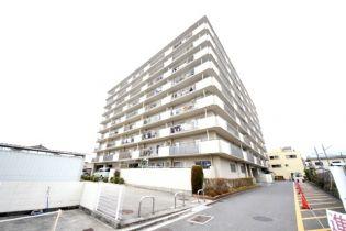 日興奈良杉ケ町スカイマンション[3階]の外観