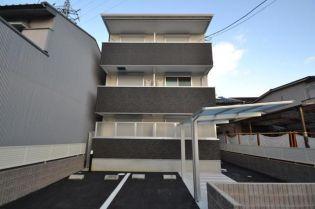 兵庫県尼崎市三反田町1丁目の賃貸アパートの画像