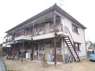飛田荘 2階の賃貸【兵庫県 / 伊丹市】
