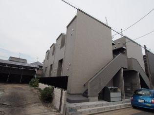 愛知県名古屋市中川区五女子2丁目の賃貸アパートの画像