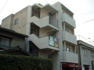 コーポ田中[4階]の外観