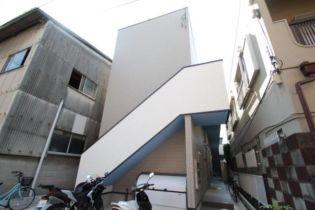 大阪府堺市堺区南清水町3丁の賃貸アパート