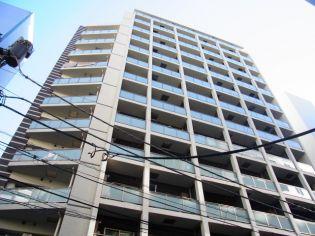 パークハビオ渋谷[1203号室]の外観