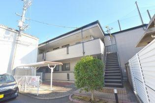 大阪府柏原市円明町の賃貸アパートの画像