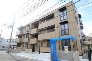 兵庫県神戸市須磨区衣掛町3丁目の賃貸アパート