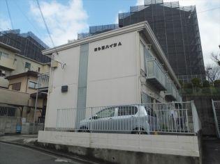 波多野ハイツA棟[2号室]の画像