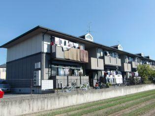 兵庫県西宮市上之町の賃貸アパートの画像