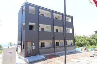 兵庫県神戸市須磨区一ノ谷町2丁目の賃貸アパート