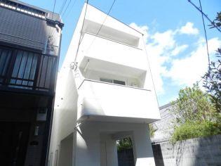 大阪府池田市栄本町の賃貸アパートの外観