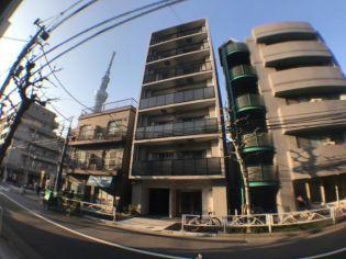 アルテシモ エクラン 2階の賃貸【東京都 / 墨田区】