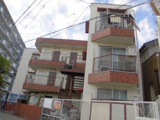 白百合ハイツ 2階の賃貸【大阪府 / 豊中市】