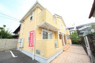 奈良県橿原市和田町の賃貸アパートの外観