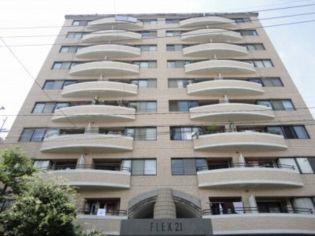 サンシティ博多FLEX21[10階]の外観