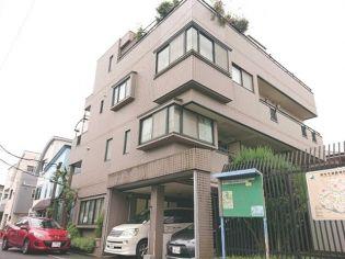 東京都調布市深大寺東町6丁目の賃貸マンションの外観