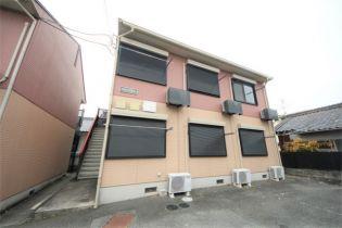 奈良県北葛城郡王寺町久度3丁目の賃貸アパートの外観
