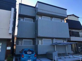 愛知県名古屋市南区道徳新町2丁目の賃貸アパートの外観
