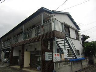 東京都三鷹市牟礼7丁目の賃貸アパートの画像