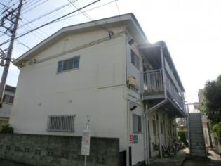 平田荘[2階]の外観