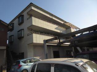 東京都府中市多磨町2丁目の賃貸マンションの外観