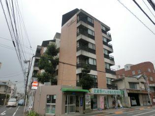 東京都武蔵野市西久保3丁目の賃貸マンション