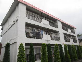 シャトーワカバ[2階]の外観