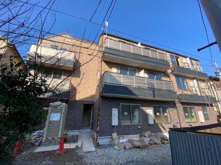 東京都江東区亀戸5丁目の賃貸アパートの外観