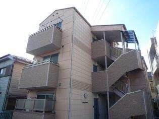 メゾンドアミー2[1階]の外観