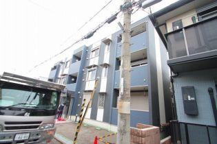 大阪府大東市氷野3丁目の賃貸アパートの外観